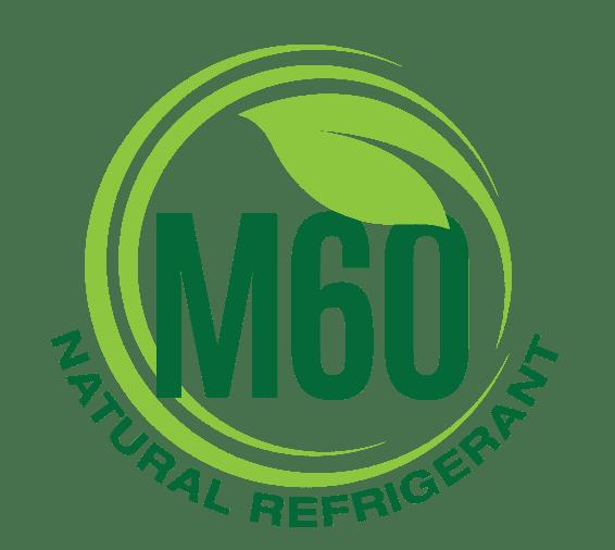 M60 natural refrigerant